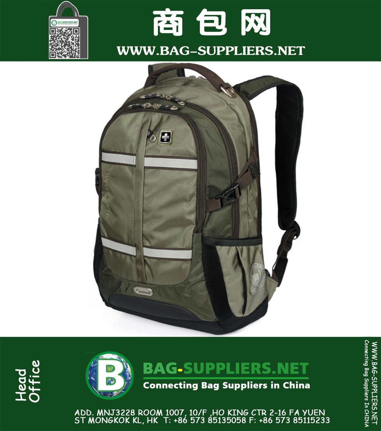Laptop backpack big capacity men tactical military bag daily hiking ... fd3b4b8afdcd9