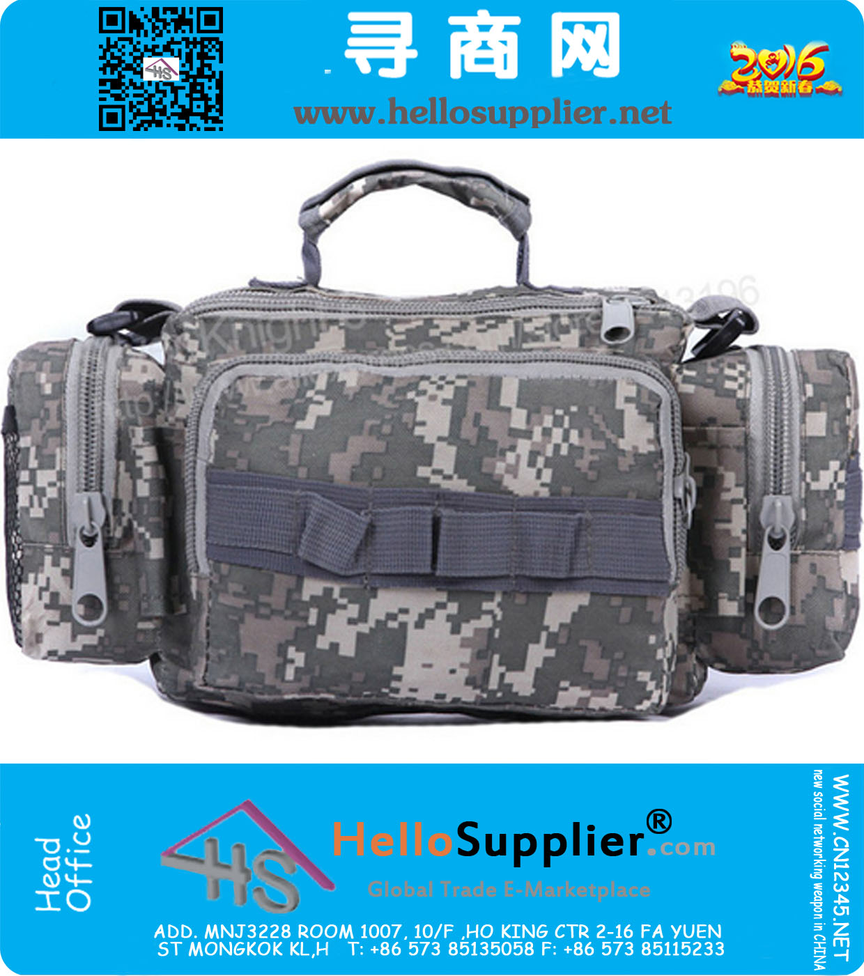 931c0c47c8 Mens Military Tactical Luggage Travel Bags Outdoor Sport Waterproof ...