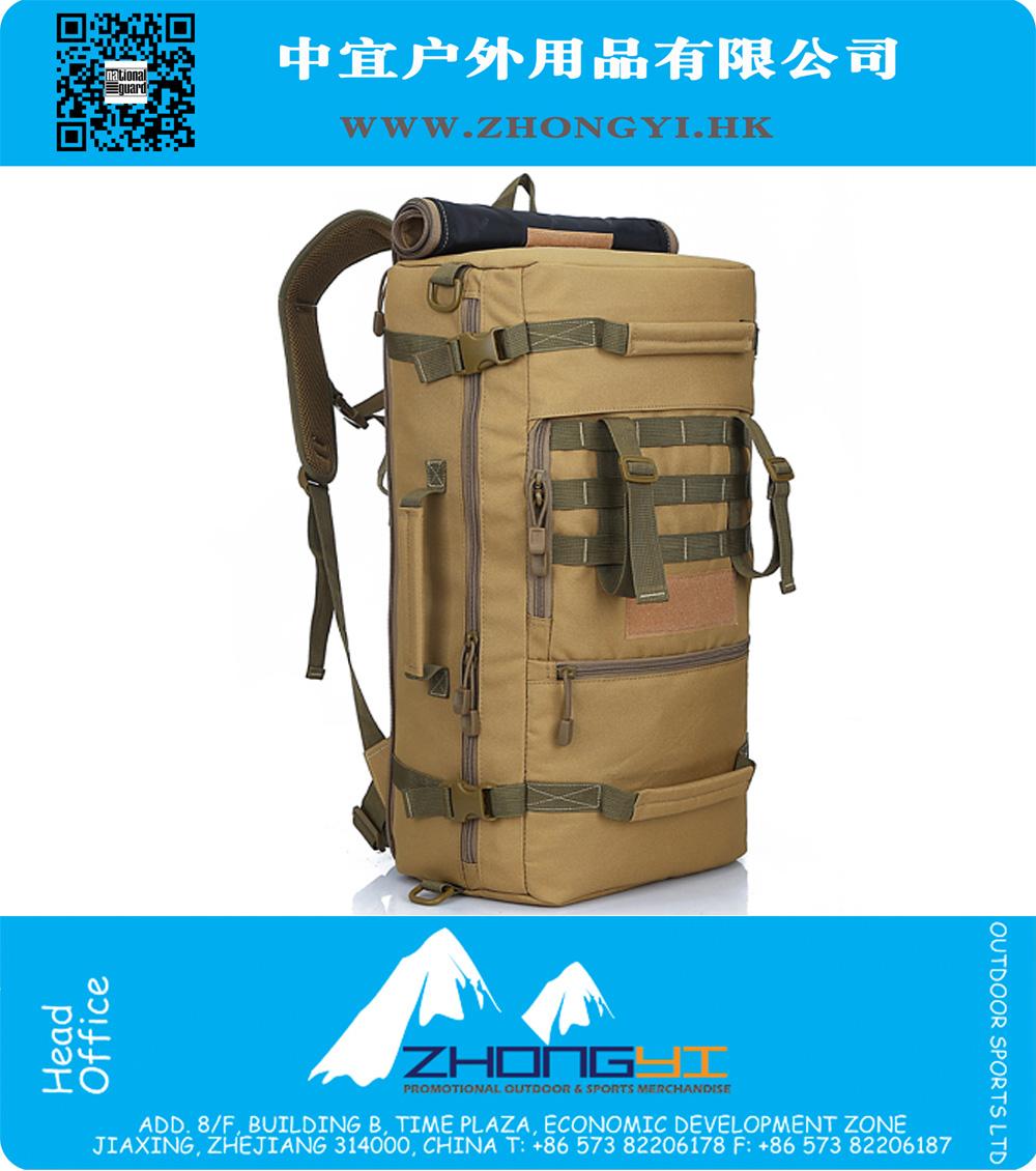 Military Tactical Backpack Hiking Camping Daypack Shoulder Bag 50L 7b40c31df2e12