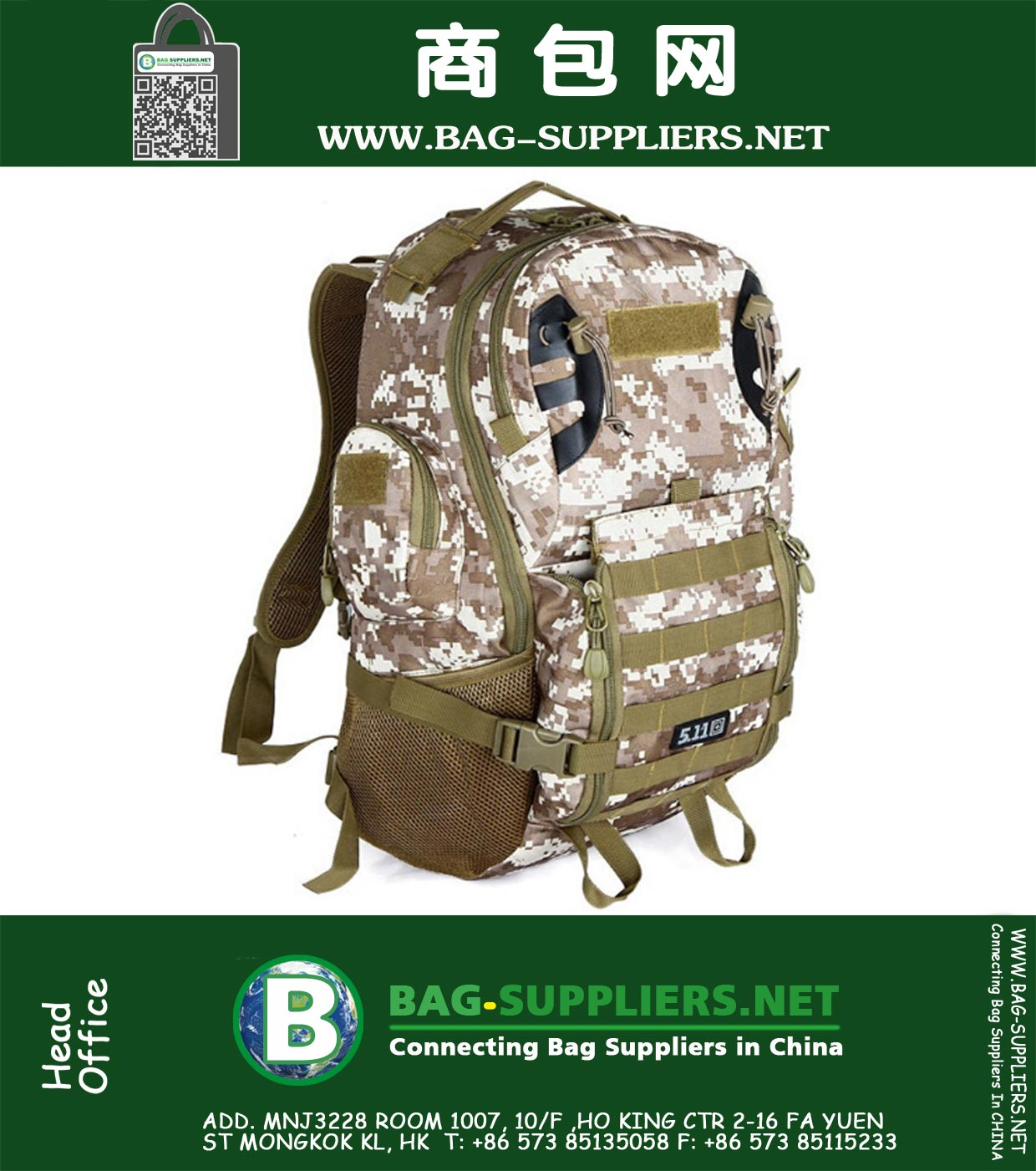0238ff56a57 Outdoor Tactical Backpack Mochila Backpacks Travel Bags Outdoor ...