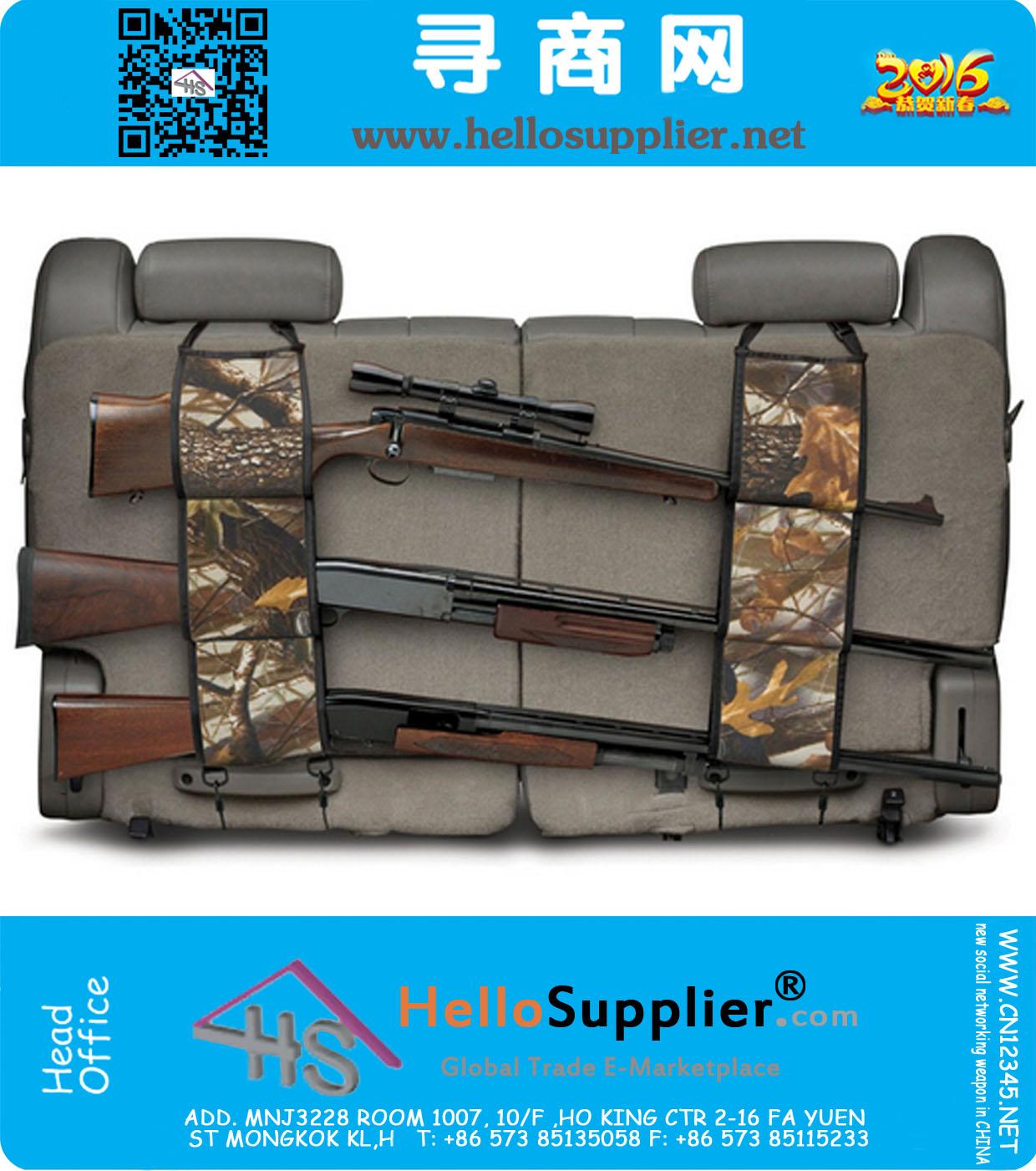Professional Camouflage Hunting Car Seat Back Hunting Gun Accessories Gun Hang Bag Zymr Vq001