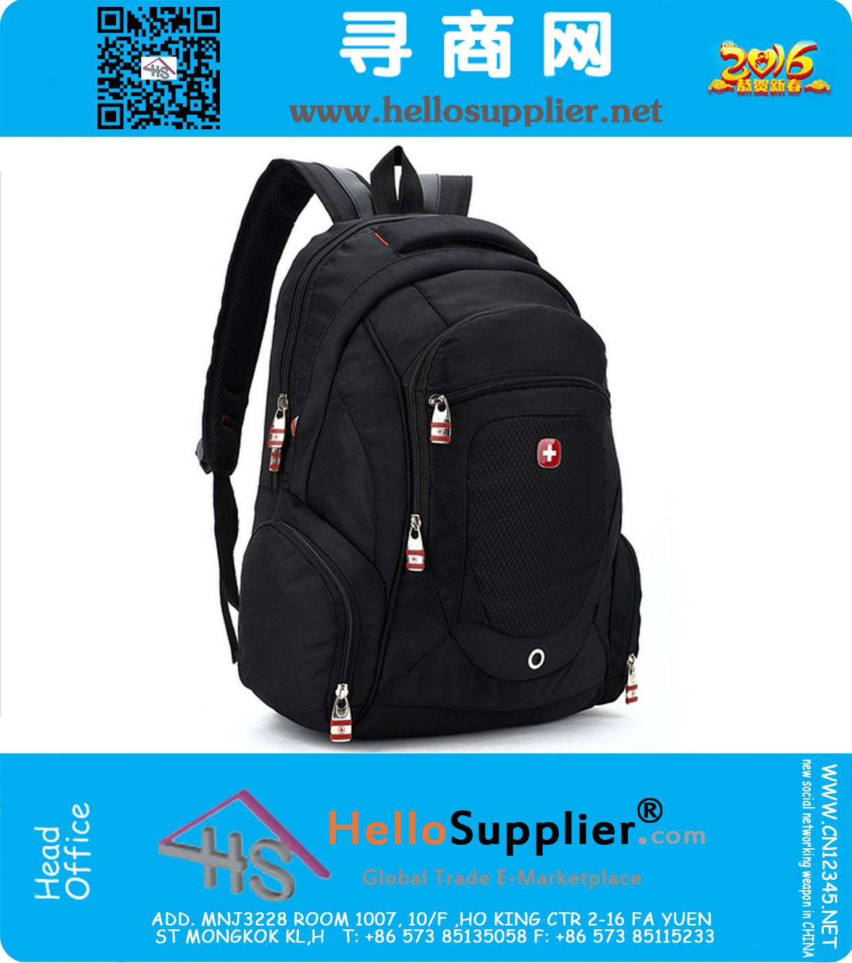 Swiss Gear Laptop Waterproof Business Computer Backpack Bag ... 60deea98256af