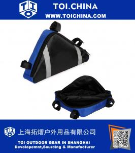 Bicycle Bike Cycling Front Tube Frame Triangle Bag Case Pouch Pannier Bag