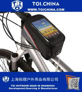 Bicycle Bike Iphone Note S3 Holder Cycle Frame Pouch Bag Case