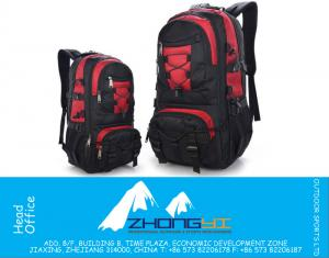 Business Outdoor Ruck Sack Nylon Travel Hiking Backpacks Mountaineering Waterproof Double Shoulder Sports 55L