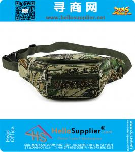 Casual Multifunctional Army Military Molle Tatical Bag Camo Fanny Pack Pocket Pouch Travel Camping Waist Packs Hip Bum Belt Bags