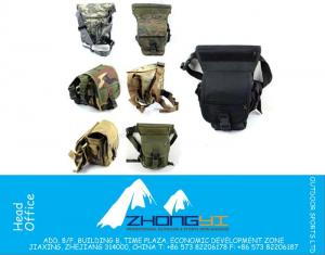 Fashionable Swat Military Waist Pack Weapons Tactics Outdoor Sport Ride Leg Bag Special Waterproof Drop Utility Thigh Pouch