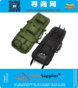 Hochleistungsdoppel Gewehr Tactical Airsoft AEG Tragetasche Gewehr-Beutel Militär Jagd Sport Schulter Hand Gun Bag