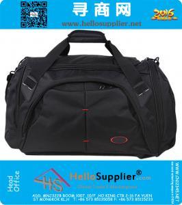 Qualitäts-Reisetaschen Männer Frauen große Kapazitäts Gepäckwasserdichte Nylon tragbaren Schultertasche Travel Duffle Bag