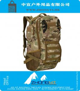 Hiking Camping Backpack Outdoor Sport Travel Rucksacks Tactical Military Backpack bags 45L bag