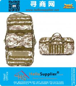 Luggage Backpacks Military Standard Quality Nylon Marpat Camouflage Multi-function Bag