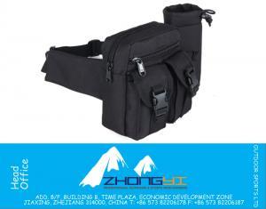 Military Tactical Waterproof Waist Bag Weapons Tactics Men Outdoor Sport wrap Casual Waist Camo Package