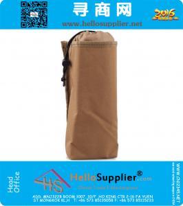 Modulare isolierte Kühltaschen im Freien taktisches Militärflasche Taschen 1000D wasserdichte Nylonmaterial