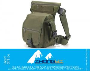 Multi-Purpose Military Waist Pack Weapons Tactics Outdoor Sport Ride Leg Bag Special Waterproof Drop Utility Thigh Pouch