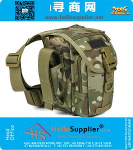 Multi Purpose Tactical Leg Waist Hip bag Bike Travel fishing hiking outdoor Hunting tactical waist bag