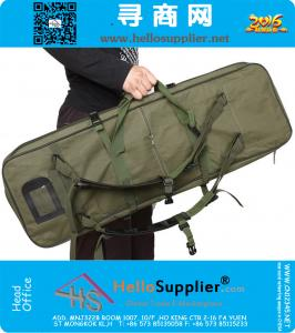 Militaire Shotgun Fusil place chasse en plein air à dos Sac de transport tactique Protect Case Backpack