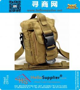 Outdoor Sports Camping Wandern Trekking Tasche militärische taktische Taschen Schulter Molle taktische Umhängetasche