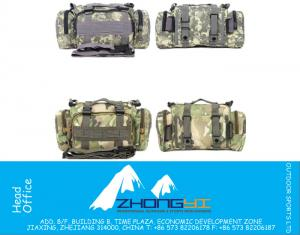 Oxford Camouflage Professional Mens Army Military Magical 3P tactique Fanny Waist Packs Men Summer Voyage à vélo Sac