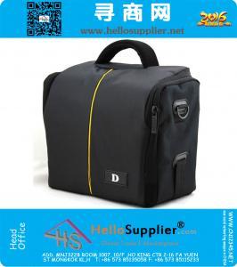 Parapioggia Video spalla impermeabile Camera Bag per Nikon DSLR D610 D90 D3300 D3200 D3100 D5300 D5200 D5100 D5000 D7100 D7000