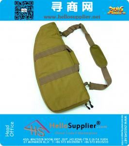 Rifle Gun Bag Case Tactical Military Bag for Hunting Airsoft Gun Bag Case tan/sand/deaert bag -70cm