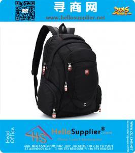 Swiss Gear Laptop Waterproof Business Computer Backpack Bag Travel Hiking Bag Men Women sport Backpacks