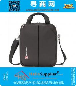 Swiss army shoulder bag messenger bag briefcase business bag vertical section casual laptop bag handbag