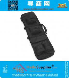 Tactical Rifle Case Gun Bag Military Outdoor Hunting Gun Square Carry Bag