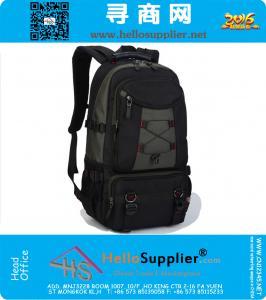 Unisex Men Canvas Women Backpack School Laptop Backpack 2015 Waterproof Material Tactical Military Backpacks bags