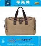 Canvas Herren Reisetaschen Große weiche Außen Trolley Umhängetasche Mode Freizeit Crossbody Messenger Bags