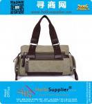 Lässige Multifunktionale Men Reisetaschen Mann im Freien Segeltuch-Schulter-Handtaschen der neuen Männer Kuriertaschen