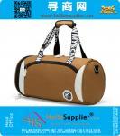 Men's Canvas waterdichte Travel Duffle Bag Mens handbagage Fitness Reizende Bags Women Weekend weekendtas