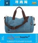 Новые моды многофункциональные Холст мужские Дорожные сумки мужчин сумка сумка женщин